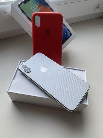Идеал iPhone X 64Gb Silver Neverlock Айфон 10