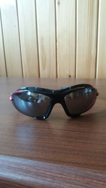 Okulary rowerowe accent
