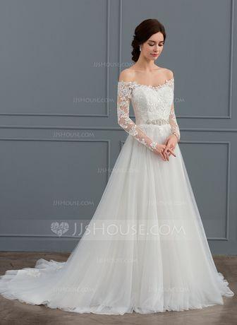 Свадебное платье (весільна сукня) Размер + (48-50)