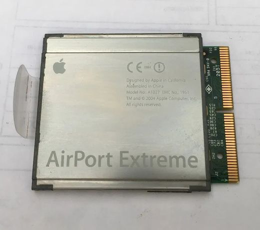 WiFi Карта Apple AirPort Extreme A1027 M8881LL/A Wi-Fi