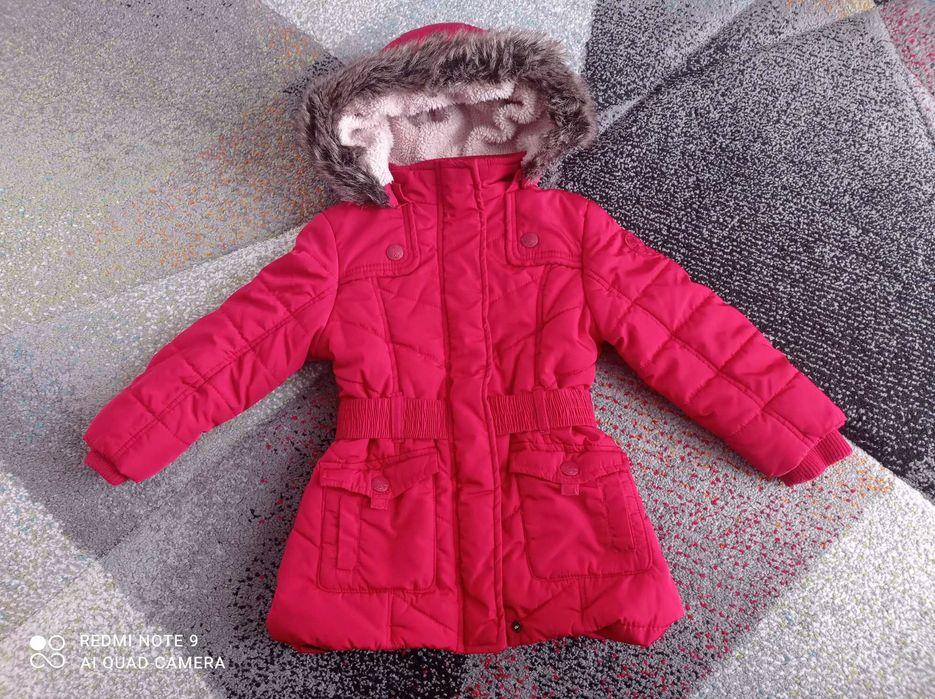 Kurtka zimowa dla dziewczynki Palomino rozmiar 98 Skowarcz - image 1