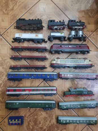 Wagony lokomotywy