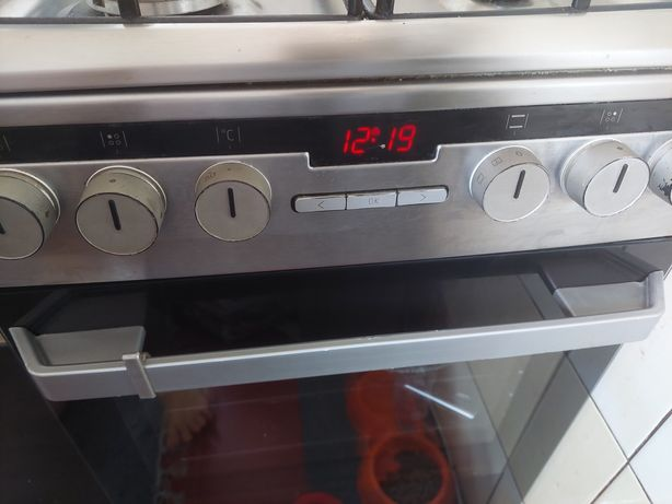 Kuchenka elektryczno-gazowa