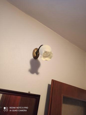 Lampa kinkiet żylandor