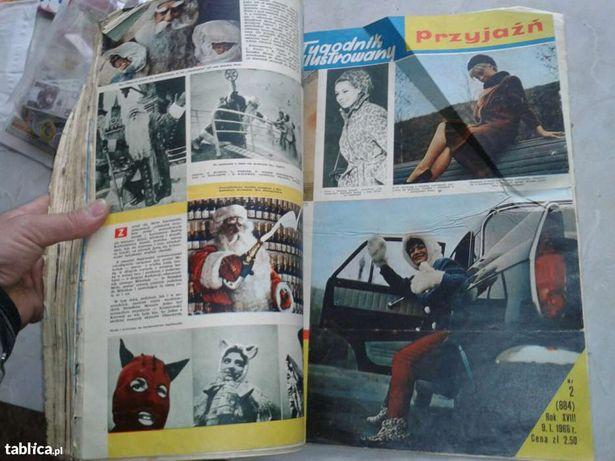 PRZYJAŹŃ 1966 rok. Tygodnik ilustrowany