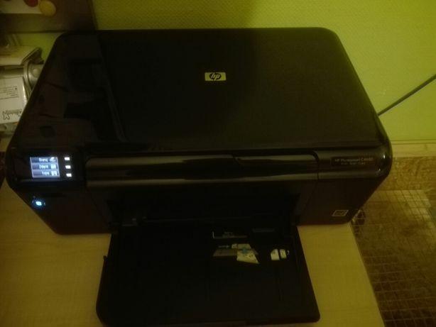 HP Photosmart C4680,drukowanie,skanowanie,kopiowanie