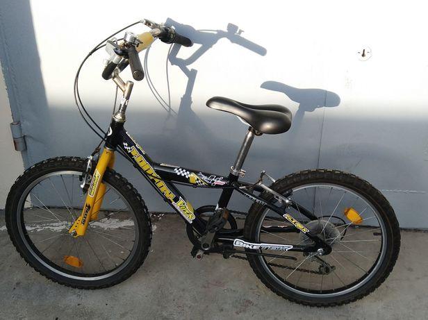 Włoski rowerek dla dziecka 7-10 lat