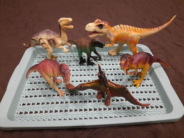 Динозавры Megasaurs