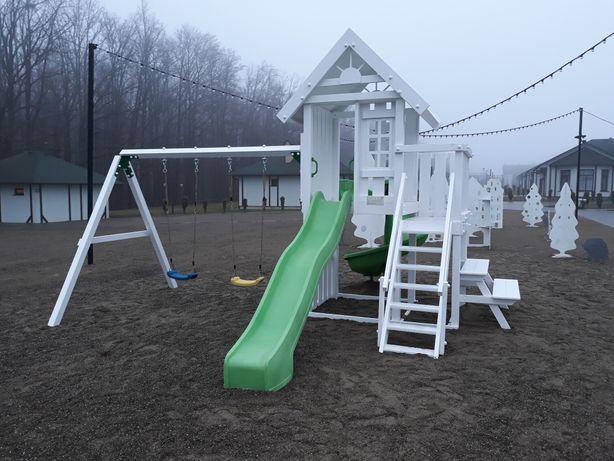Детские площадки от производителя Spielplatz
