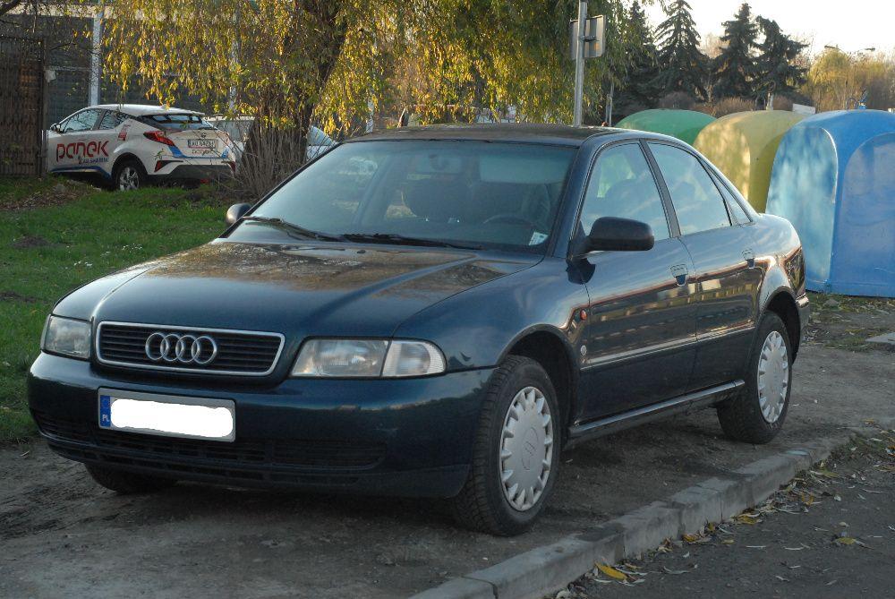 Audi A4 1.6 LPG długie opłaty Kraków - image 1