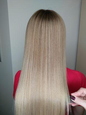 Тонирование волос. Растяжка цвета.Окрашивание седины. Сложные покраски