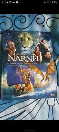 Bajka na dvd Opowieści z Narni Podróż wędrowca do świtu