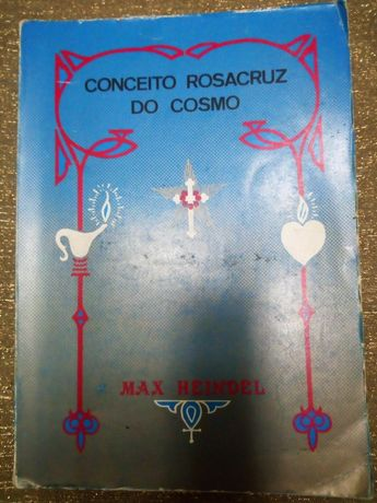 Conceito Rosacruz do Cosmo. Max Heindel esoterismo espiritualidade