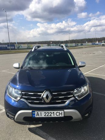 Renault Duster 2018 1.5 dci