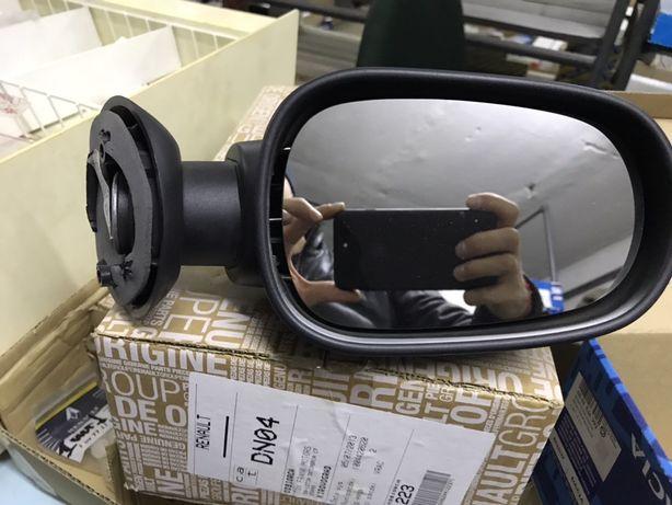 Правое зеркало Рено Логан 1