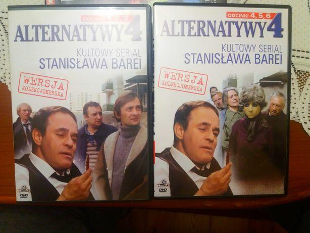 Film DVD Alternatywy 4 wersja KOLEKCJONERSKA odcinki 1-6