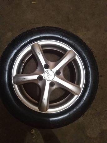 Комплект коліс 14-тка