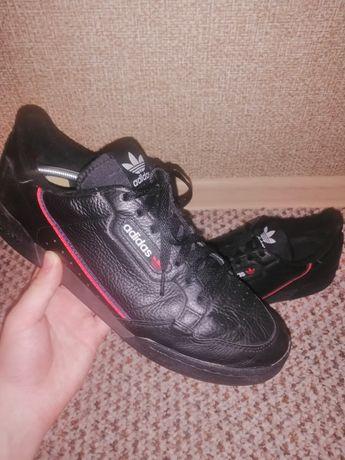 Мужские кроссовки adidas continental 80 (адидас континенталь)