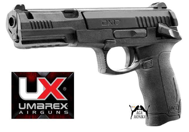 Wiatrówka Pistolet UMAREX DX17 4,5 mm BB