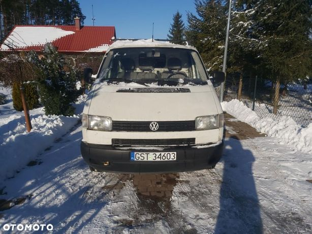 Volkswagen transporter t4  Volkswagen Transporter t4 2.5tdi blaszak VAT