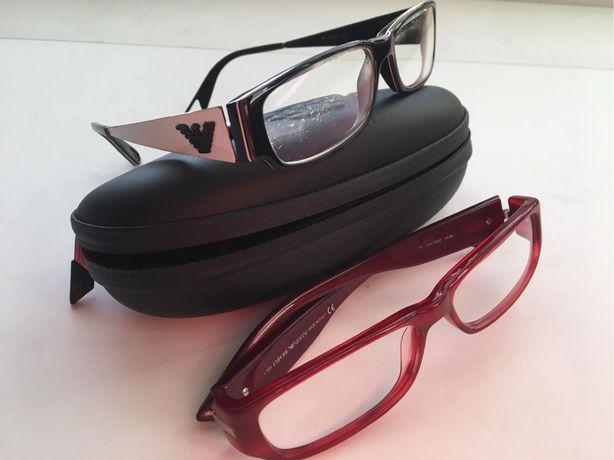 Armação de óculos (Emporio Armani)