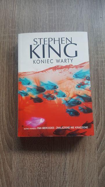 """Koniec warty"" Stephen King"