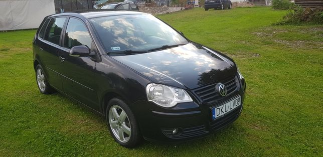 VW polo 1.2 benzyna 2007 rok