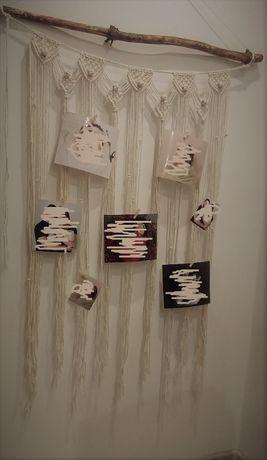 Organizator zdjęć dekoracja ścienna , rękodzieło, handmade45