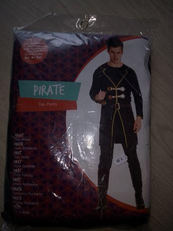 Strój przebranie męskie - Pirat XL