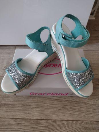 Sandałki Graceland, rozm 35