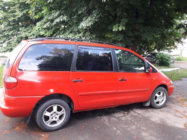 Ford Galaxy 1.9 TDI 1998 р.