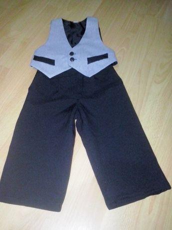 Kamizelka i spodnie rozm.92