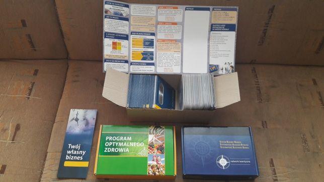 Edukacyjna Biznesowa CD i DVD Firmy Szkoleniowej Network 21 - N21 MLM