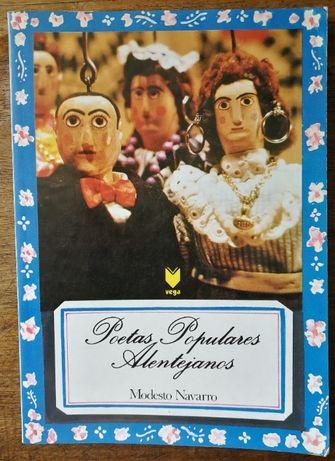 poetas populares alentejanos, modesto navarro, vega