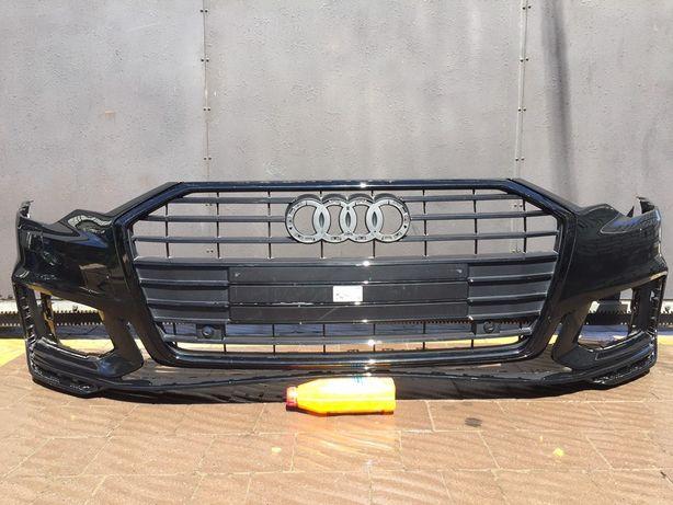 Передній бампер Audi A6 C8 S-Line(Ауді,Ауди,А6,Ц8,С-Лайн)