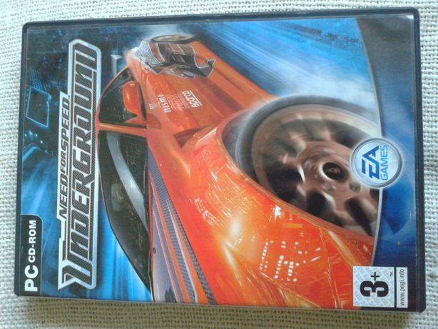 Need for Speed, Underground 2PC