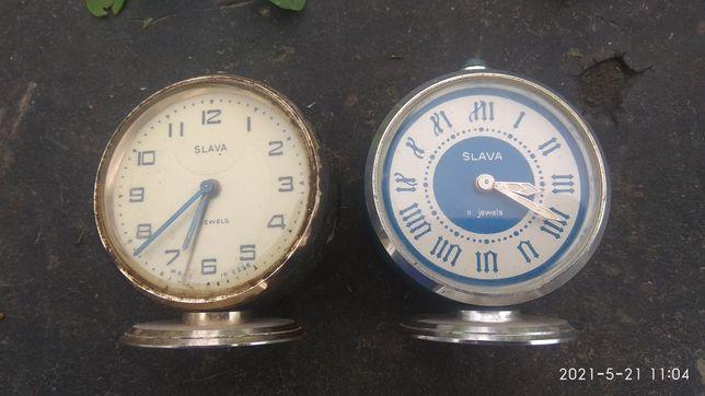 """Часы советские """"SLAVA"""""""