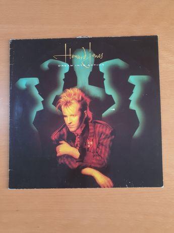 HOWARD JONES - Dream Into Action LP