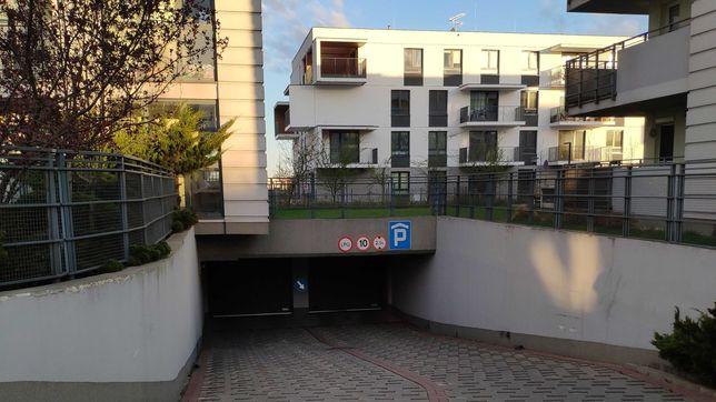 Miejsce parkingowe w garażu podziemnym Warszawa - Bemowo, ul. Coopera