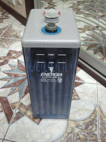 Малообслуживаемые свинцово-кислотные аккумуляторы 6V 6 OPzS 300 LA