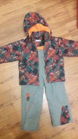 Курточка+штаны в хорошем состоянии