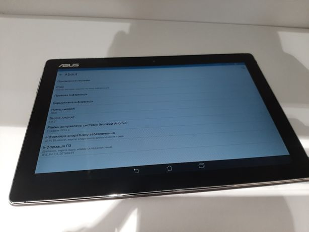Планшет Asus ZenPad 10 z300c 2/8gb