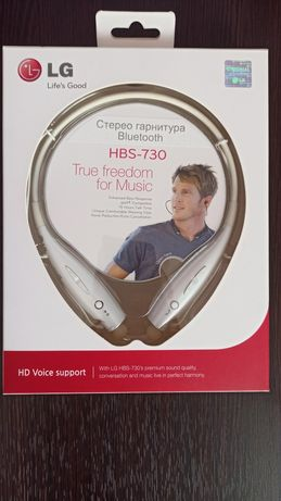 Наушники LG Tone+ HBS-730 original