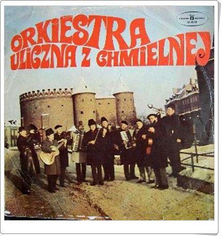 ORKIESTRA ULICZNA Z CHMIELNEJ - album płyta LP vinyl 33 Promocja