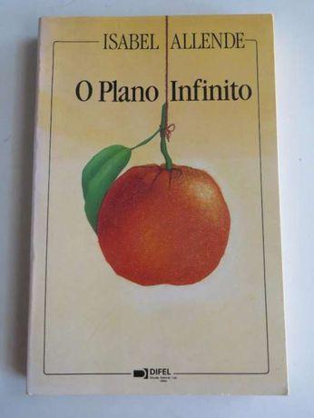 O Plano Infinito, de Isabel Allende