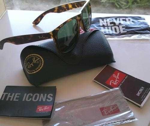 Ray ban oculos de sol 4165 justin tortoise 2140 wayfarer rayban erika