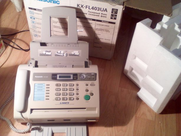 Продам факс Panasonic KX-FL403UA