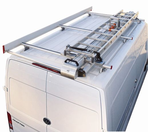 Aluminiowy bagażnik dachowy | platforma RENAULT Master L2H3 GEMA!