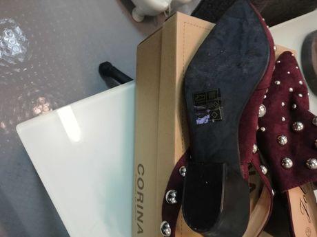 Sapatos novos nunca usados. N 40