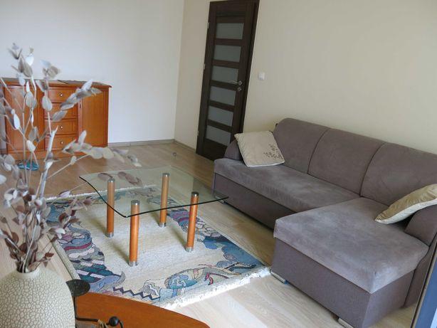 wynajmę mieszkanie 2 pokoje kuchnia 45m nowe ochrona bezpośrednio